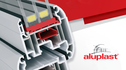 Aluplast Ideal 70 System